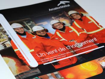 Nouvelle | ArcelorMittal - Magazine | Agence caza