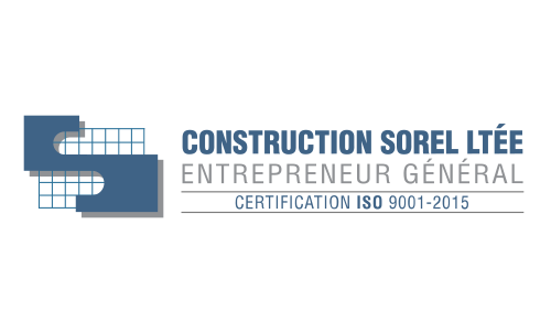 logo Construction Sorel