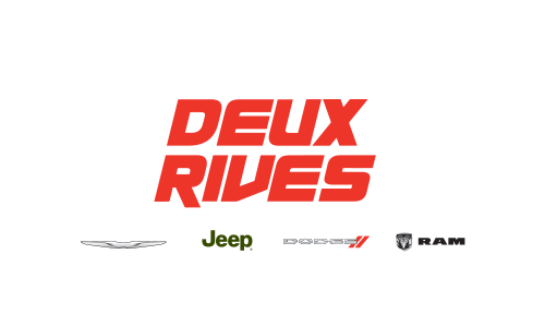 logo Deux Rives Chrysler Jeep Dodge Ram
